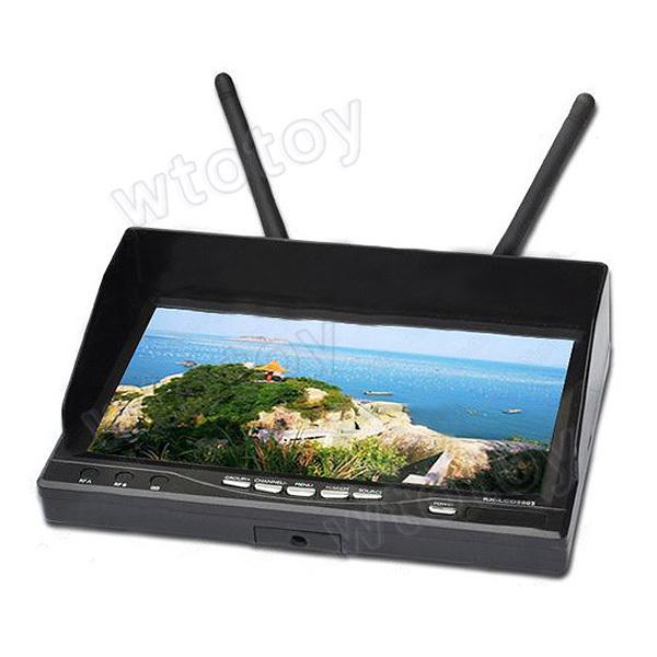 Запчасти и Аксессуары для радиоуправляемых игрушек OEM RX/lcd5802 5,8 7 w/fpv 16954  7 LCD вольтметр oem lcd