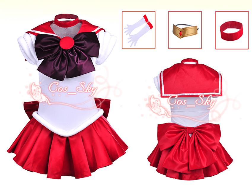 Plus Size Sailor Moon Cosplay Kids Size New Sailor Moon sm