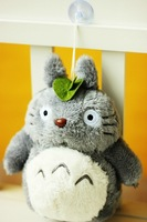 20cm large Hot Sale Japan anime Totoro toy free shipping pillow cushion totoro baby toys for children plush toy