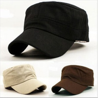 New 2014 wholesale Unisex baseball caps leisure snapback outdoors cap sun shading hats for men and women 5 Colors Free shipping