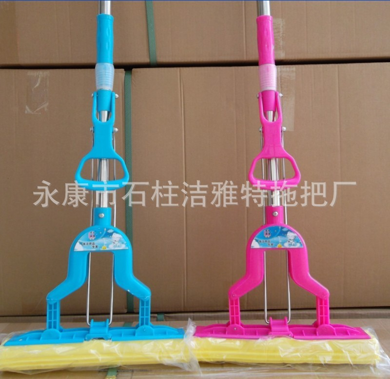 Y332 herringbone rubber cotton mop water on a sponge mop pva27 fold Franciscan water stainless steel rod(China (Mainland))