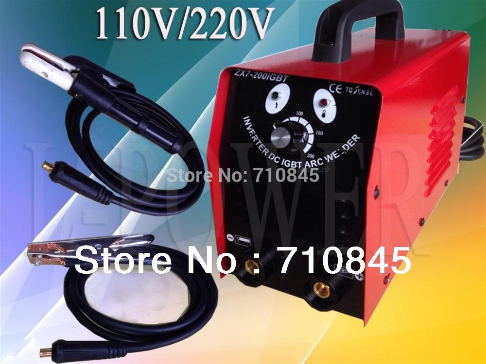 Установка для дуговой сварки L to POWER diy macchina saldatura 220 ZX7 200