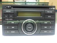 Original new PLDS Automotive dvd navigation HEAD UNIT DVD-V4 deck laoder for Mercedes Buick Ni-san navigation radio player