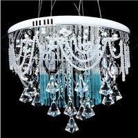 2014 Modern Luxury Fashion Crystal Ceiling Light  LED Ceiling Lamp Modern Living Dining Hotel Room Crystal Lighting ds-070