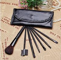 7pcs Professional Portable makeup brushes make up brushes Cosmetic Brushes,Free Shipping