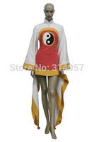 Free shipping Cardcaptor Sakura Meilin Rae Cosplay  Costume