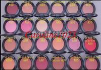 24Color Makeup Mineralize  Blush Face Blusher Powder Palette Cosmetics Free Shipping Professional Makeup Product 48pcs/lot