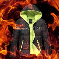 2014 long down jacket winter jacket men coat fanshion casual ctothing men witer coat The thickening warm cotton coat men outwear