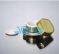 FV  15G gold eye square shape cream JAR,Cosmetic Jar,Cosmetic Packaging