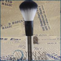 wholesale Japan imports senior beauty makeup brush with transparent handle