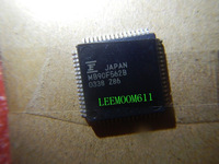 1Pcs MB90F562B / MB90F562 16-bit Proprietary MCU IC QFP-64 (CR19)