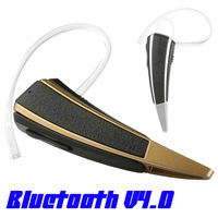 New 1 to 2 Bluetooth V4.0 Headset Wireless Headphone Noise Isolating Earphone for Samsung iphone 5s Sony or other cellphone