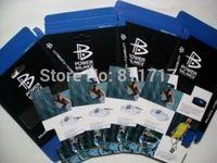 100pcs/lot  Power Bracelets boxes, Free Shipping