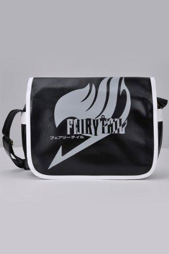 Fairy Tail Логотип Плеча Черная Сумка fairy tail volume 3