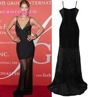 High Fashion 2014 New Floor Length Maxi Long Celebrity Dresses