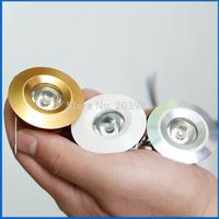 Free shipping 30pcs/Lot 1w/3w mini LED Star light, led cabinet light, mini led downlight 170lm warm/neutral/cool white