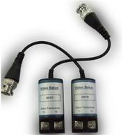 Twisted Pair BNC Video Balun passive Transceivers UTP Balun BNC Cat5 CCTV UTP Video Balun up to 3000ft Range