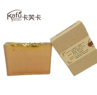 Oily Skin Oil Cleanser Chamomile soap discharges toxin  4pcs pack beauty products wholesale  freeshipping
