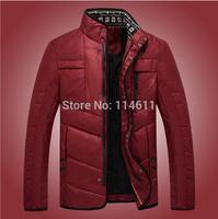 2014  down jacket winter jacket men coat 90% white duck long parkas outwear hooded real fur mens  casual coat winnter coat sales
