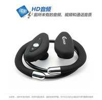 High quaility GUOER noise isolating Sports Bluetooth Headset Stereo Earbuds Earphone Wireless Headphones Built-in Microphone
