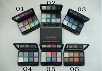 New High Quality makeup 8 color eye shadow palette Free Shipping(1pcs/lot)