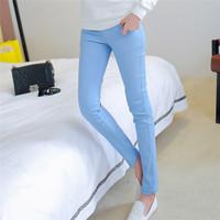 New arrival 2014 autumn legging trousers female casual pants slim skinny pants pencil pants female