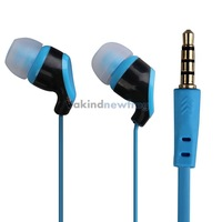 New Blue Hi-Fi Stereo In-ear Headphones for All Android System and  iPhone V3NF