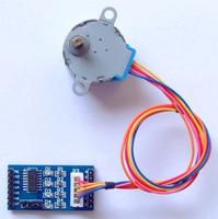 ULN2003 Stepper Motor Control Board + 5V Stepper Motor New Blue PCB Board