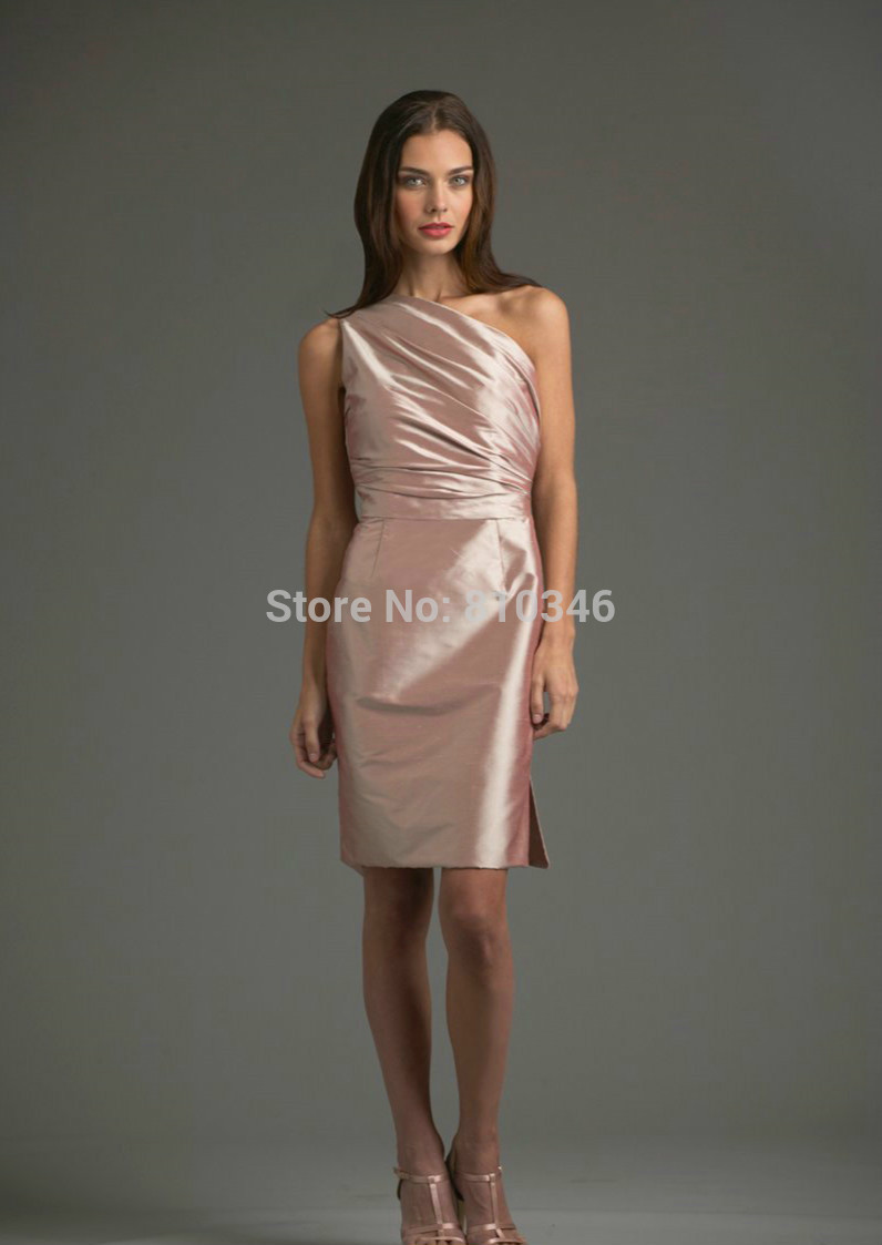Peach Color Mother Of The Bride Dresses 44