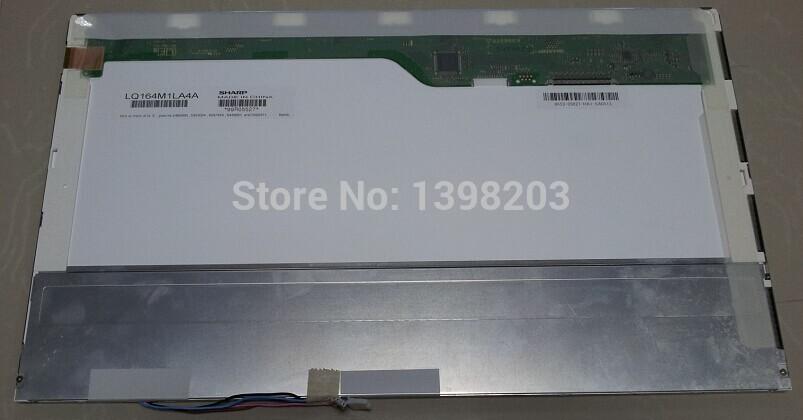 """FOR SONY VPC-F VPCF138 F127H F119FCX F221 LQ164M1LA4A LCD screen 16.4"""" WUXGA 2 CCFLs for VGN-FW laptops(China (Mainland))"""