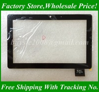 "New 7"" inch Wexler Tab 7i   Tab 7i 3G Tablet Capacitive Touch Screen Touch Panel Digitizer Glass Free Shipping"
