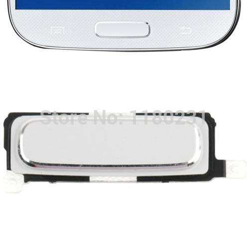 Мобильный телефон клавиатуры основной возвращение домой кнопочная клавиатура Fix для Samsung Galaxy S IV S4 i9500 замена главная кнопка, Черный / белый