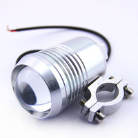 15W LED Spot Working Work Driving Fog Light for Motorcycle Car Boat 5PCS/LOT