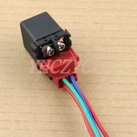 Free Shipping Fit HONDA VT250 VTR250 CB250 CBR250 CBR600 CBR1000 CBR1100XX Electric Starter motor relay /Starter Relay Solenoid