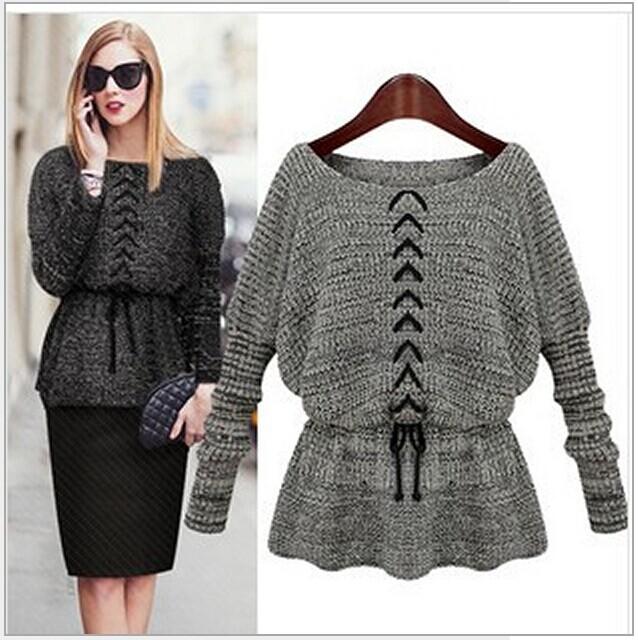 Женский пуловер Seagulls clothing MY004