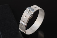 GSSPH006 Silver Plated Jewelry Belts Bracelet Valentine's day gift Summer high quality Web fashion wedding jewelry
