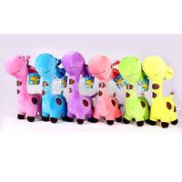 Soft Giraffe Baby Kid Favor Birthday Party Dear Animal Dolls Gift Plush Play Toy