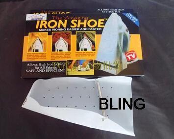 Комплектующие для железного электрического утюга Bling 100pcs/lot Pkg Fedex TV Iron Shields комплектующие