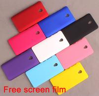 Free Shipping+Free Screen Film Lenovo S860 Mobile Phone Case Lenovo S890 Plastic Case Lenovo S860 Protective Case 9 Colours