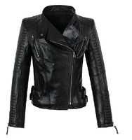 Fashion leather clothing outerwear