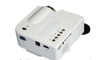 NEW Portable Mini HD Projector Cinema Theater for home cinema support PC Laptop VGA input Portable projector beamer
