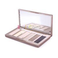 Naked Basics Palette Bare Makeup Cosmetic 6 Shades Eye Shadow
