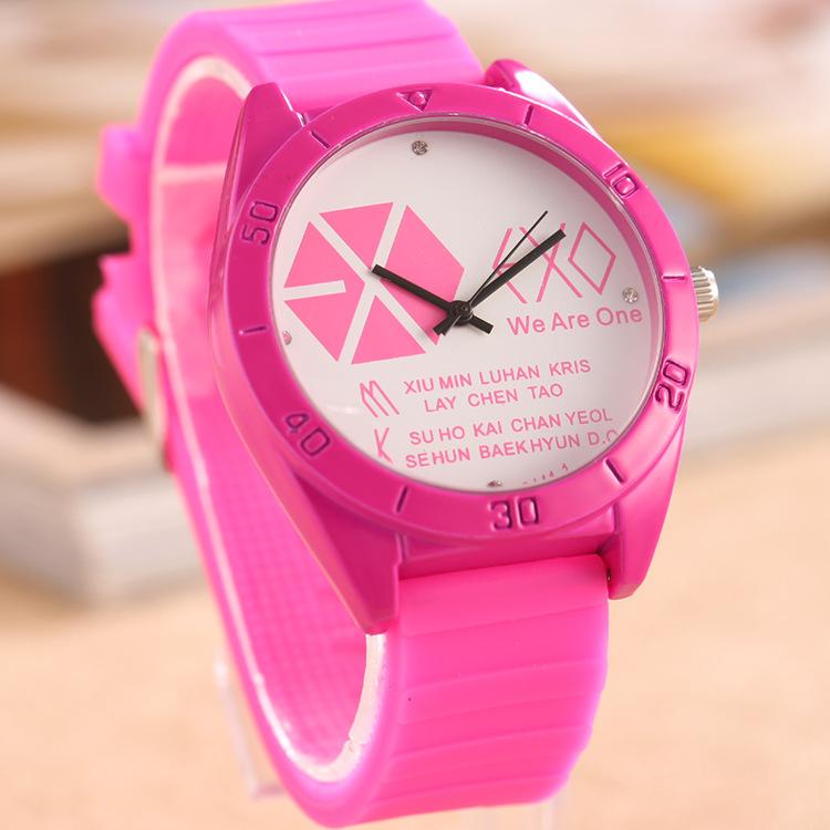 Потребительские товары Brand New EXO Feminino Relogio Reloj Mujer SB03564 relogio feminino dourado reloj mujer