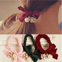 Hair accessories New Fashion High-quality Ribbon Headwear Women girls Hairband Headband For Festival Party 9209