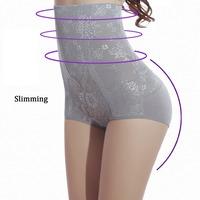 NEW 2014 1pcs control panties High waist corset panties Size M-XXL Breathable body shaper wear underwear