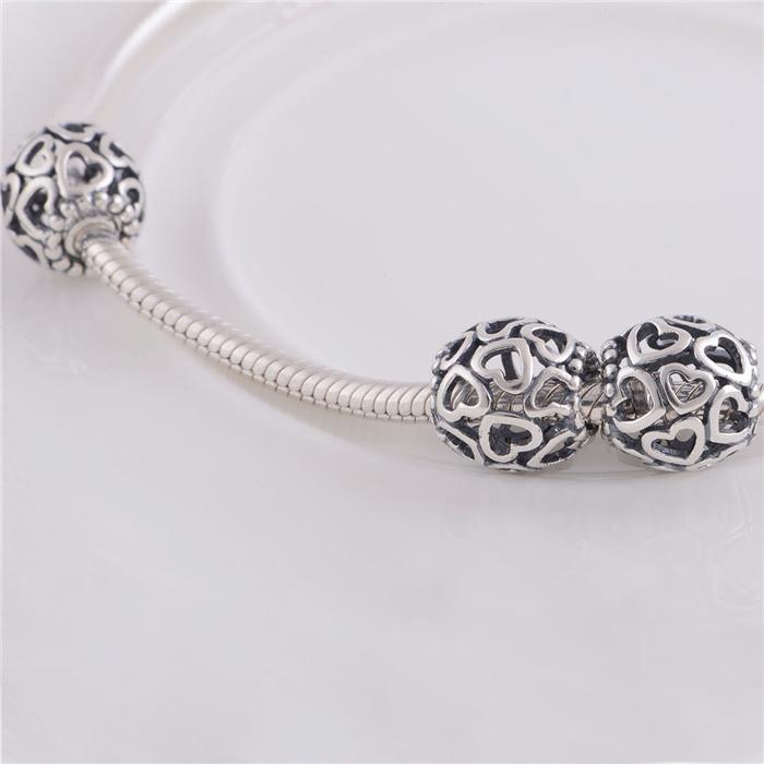 Silver 100% 925 pandora LW164 кольцо pandora 925 silverring charm