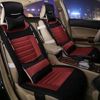 Four seasons car seat cushion viscose summer car seat cushion all-inclusive seat cushion auto supplies general car mats set