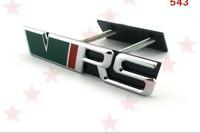 Skoda Octavia VRS car stickers fabia  rapid superb sports front emblem free shipping