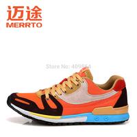 Summer men female new arrival breathable light sport walking shoes m18385