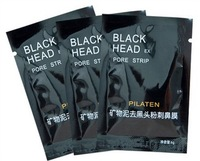 50pcs/lot 2014 Hot Beauty Care Face Nose herbal Blackhead Remover Mask Face Pore StripDeep Cleansing Black head Free Shipping